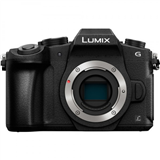 Panasonic Lumix DMC-G85 Mirrorless Micro Four Thirds Digital Camera :Body Only